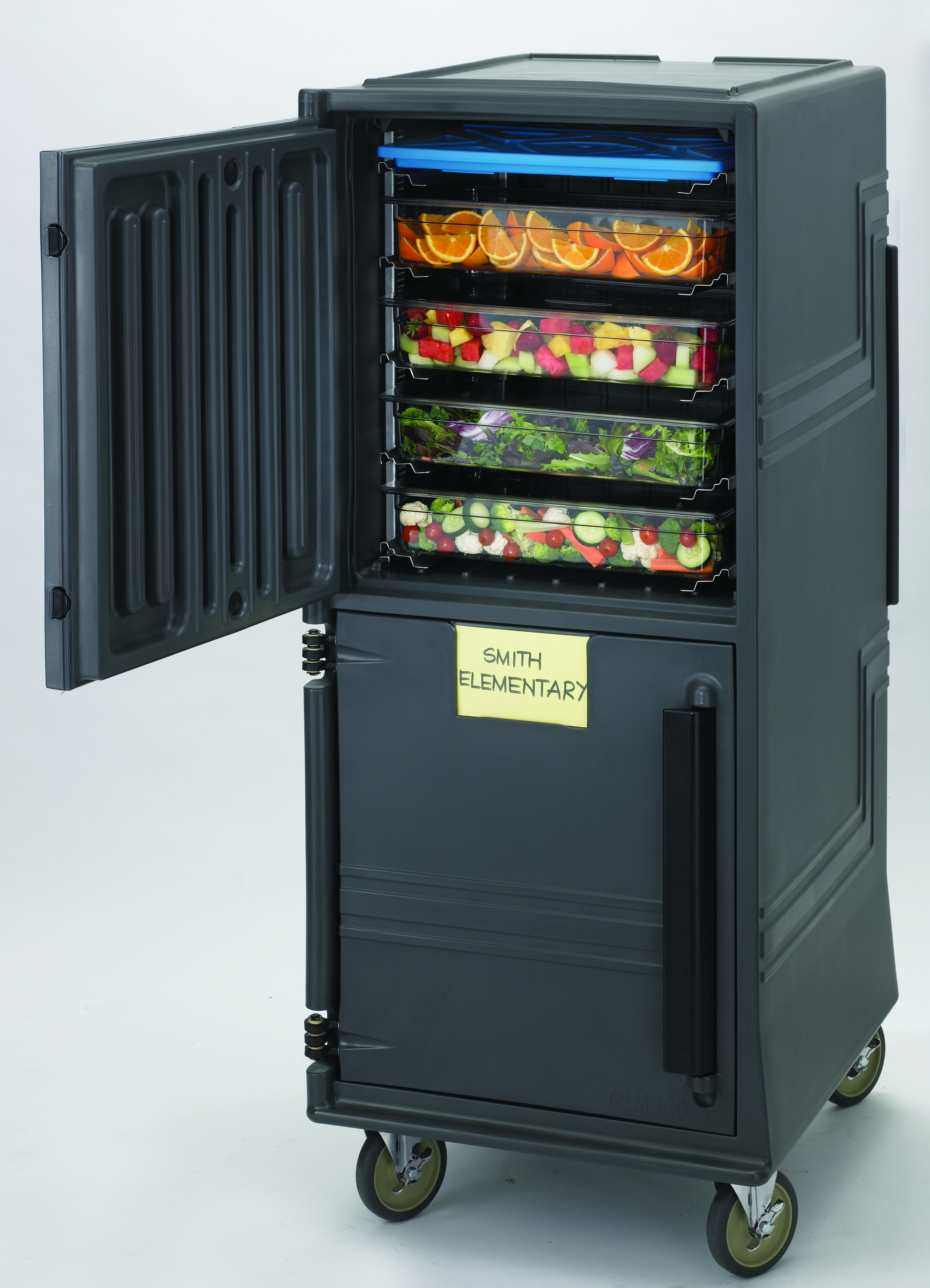Combo Cart Plus Hot And Cold Holding With The Most