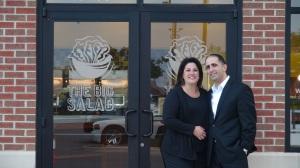 The Big Salad: Beth and John