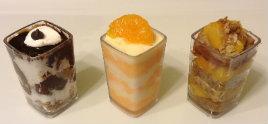 Cambro Sweet Experiment: Smores_Creamsicle Peach Cobbler