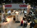 Cambro booth - NAFEM 2013