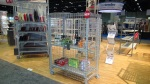 Cambro Wrap Around Security Cage