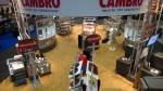 Cambro booth at NAFEM 2013