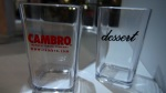 Cambro Mini Dessert Glass