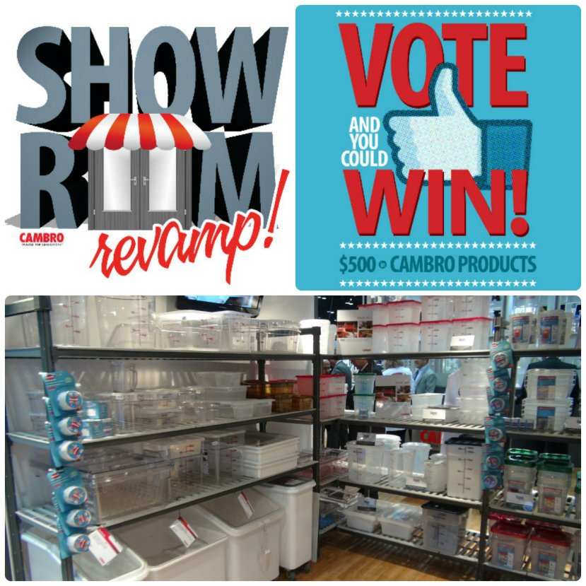 Cambro Showroom Revamp Contest