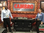 Cambro at NCBShow Vegas