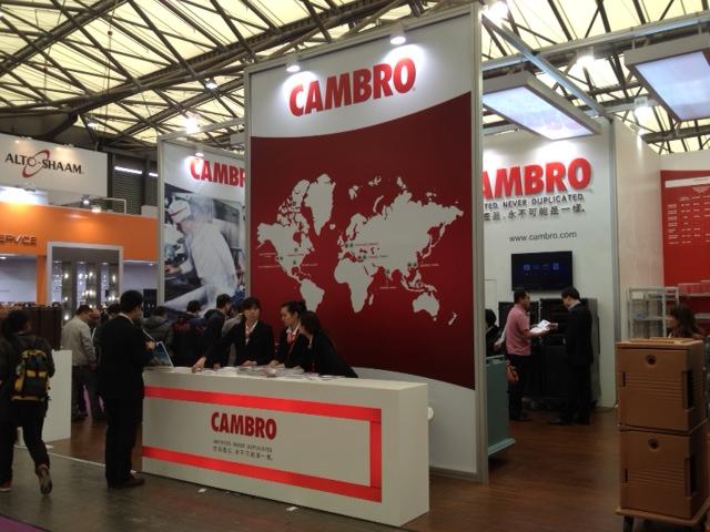 Cambro Shanghai Show