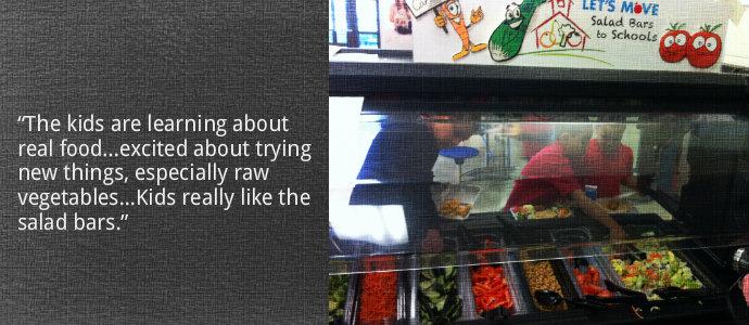 Salad Bars - Cambro School Solutions