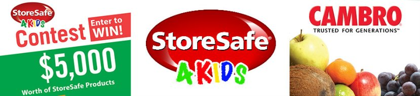Cambro StoreSafe 4 Kids Contest