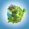 Globe Image for Hospitality Sustainability - Cambro