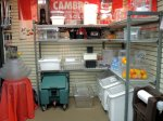Showroom Display at Country Clean - Cambro Distributor