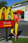 Ronald at McDonalds