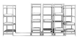 Cambro High Density Camshelving