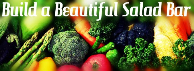 Build a Salad Bar - Cambro
