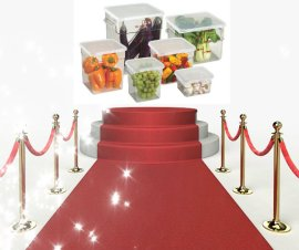 Cambro Storage - Red Carpet Awards