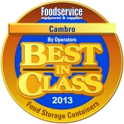 Cambro Best In Class Containers - Operators