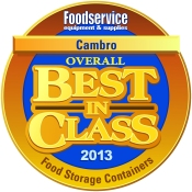 Cambro Best In Class Containers - Overall