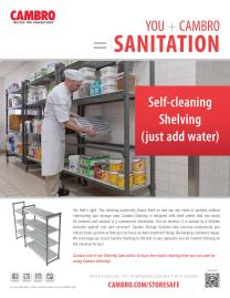 Cambro Elements Ad - Sep 2013
