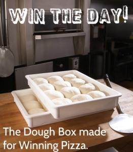 Cambro Pizza Dough Box