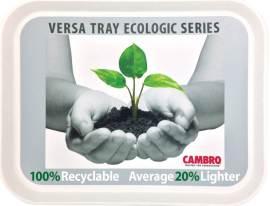 ecologic tray sustainability