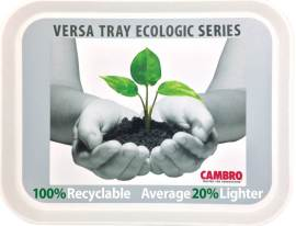 ecologic tray sustainability