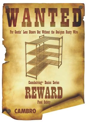 Wanted Poster Basics