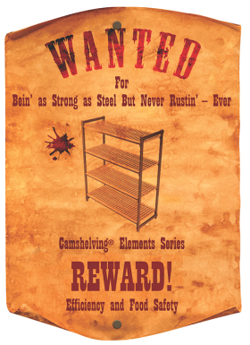 Wanted Poster Elements