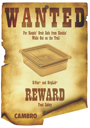 Wanted Poster HPan