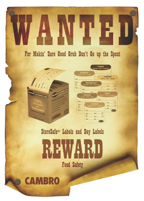 Wanted Poster StoreS#8059D5