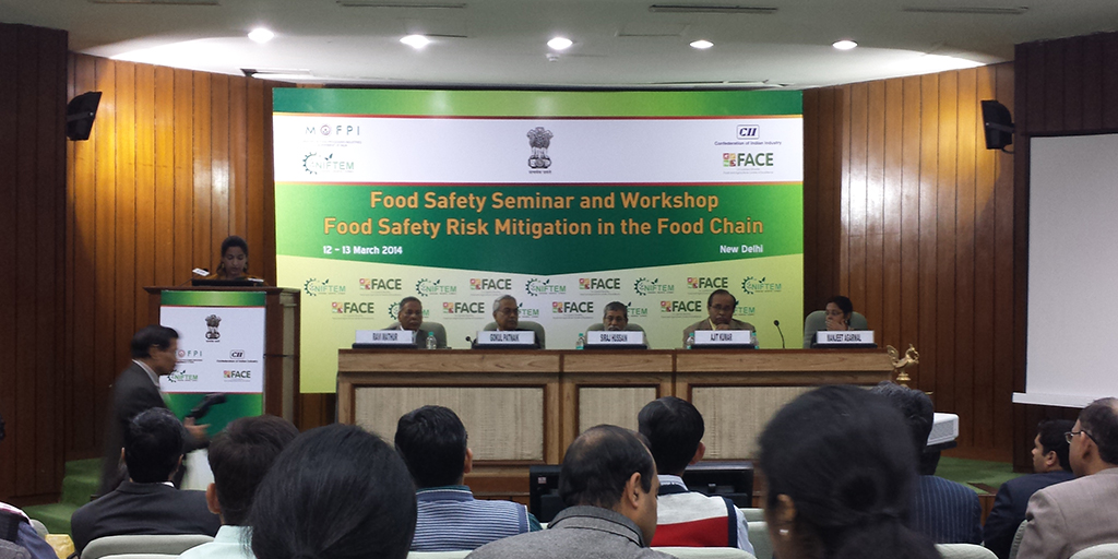 AAHAR Food Safety Seminar