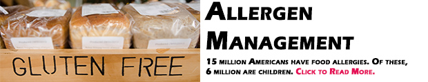 Cambro Blog - Kitchen Conversations Summary - Allergen Management