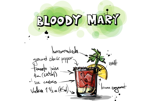 Bloody Mary - Cambro Blog - Recipe