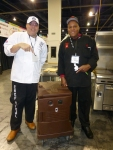 Diced Competition - Chef Willie White's Hash House Team Shows off Cambro UPCH400
