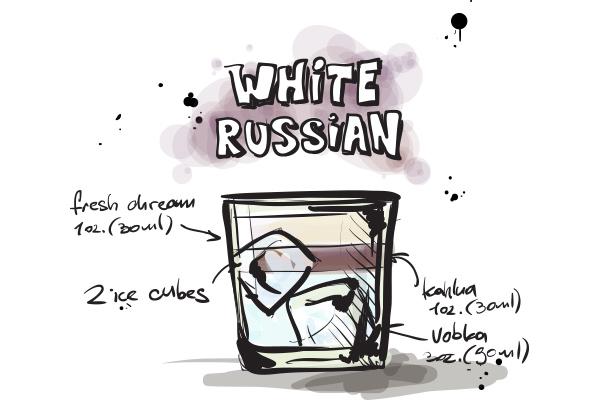 White Russian - Cambro Blog - Recipe