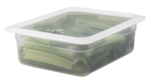 Cambro Blog - Food Storage - Seal Pan and Cover