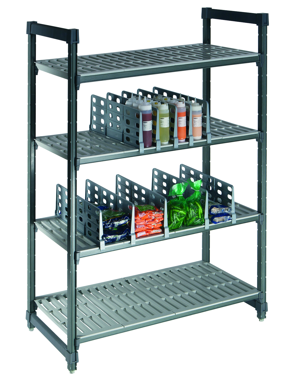 Shelf Divider w Camshelving Elements