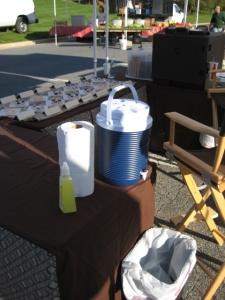 Homemade Handwashing Station - Cambro Blog - NEHA