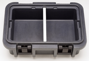 UPC Ultra Pan Carrier with 1 divider