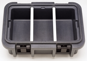 UPC Ultra Pan Carrier with 2 dividers