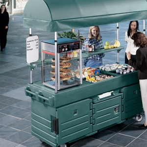 CamKiosk - Cambro Blog - Food Trends in Hospitals