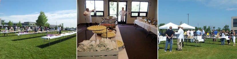 Cambro Blog - Soulfully Delicious Catering Event