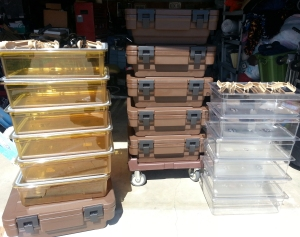 Monday Night Mission equipment - Cambro Blog