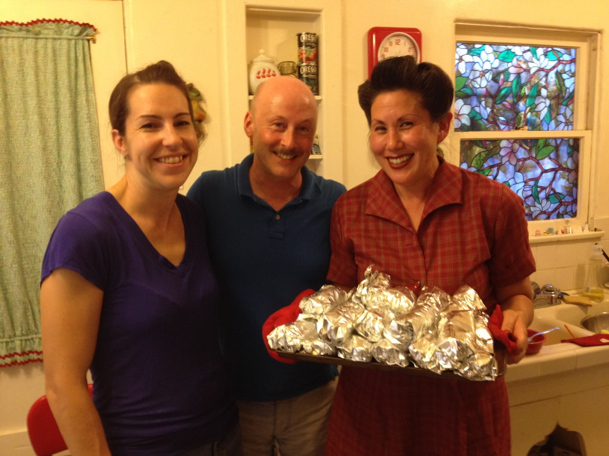 Monday Night Mission Volunteers - Cambro Blog