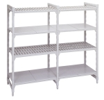 Camshelving Add-On Unit mix Shelf plates