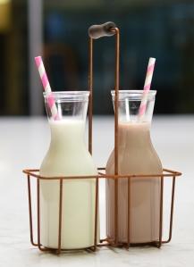 Milk-Chocolate skinny