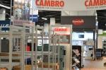 Cambro booth - NAFEM Show