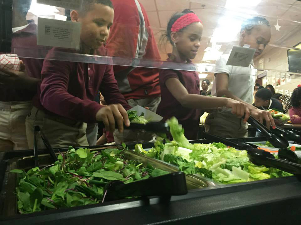 UF 4000 Salad Bars2 - Cambro Blog