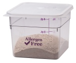 Allergen 6SFSCW Flour - Cambro Blog