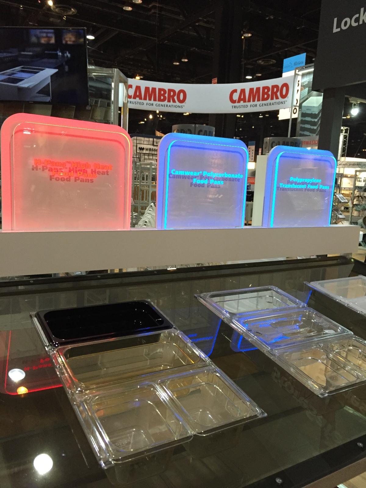 Cambro Booth - NRA 2015