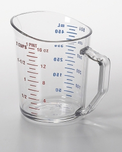 Measuring Cup - Cambro Blog
