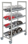 Angled Drying Rack